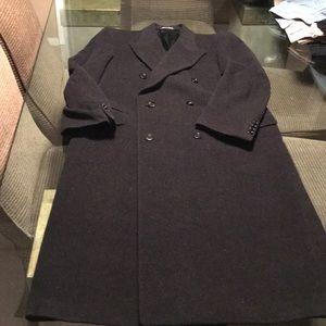Men's Valentino Uomo Wool coat size 42